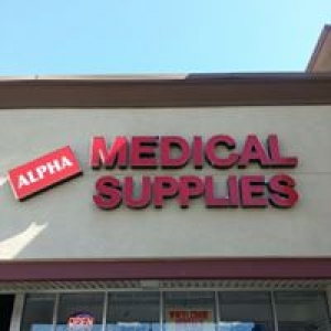Alpha Medical Supplies Orthopedic & Home Care Equipment