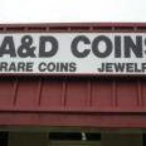 A & D Coins