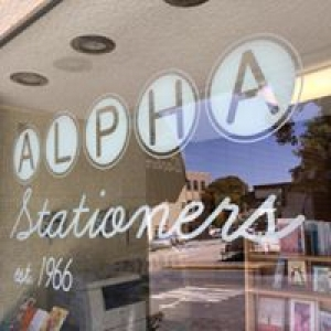 Alpha Stationers