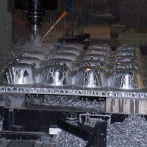 Accel Precision Machine and Mold