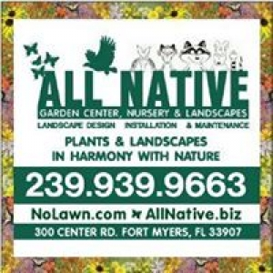 All Native Garden Center & Plant Nursery Inc