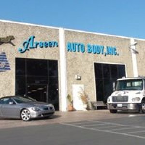 Arseen Auto Body Inc