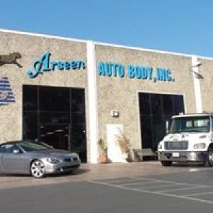 Arseen Auto Body Inc