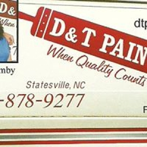 D & T Painting Company