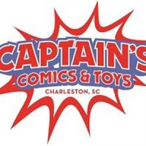 Captain's Comics & Toys
