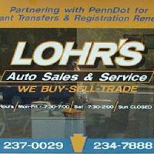 Lohr's Garage