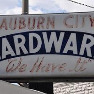 Auburn City Hardware