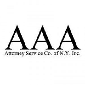 A A A Attorney Service Co of Ny Inc