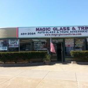 Magic Glass & Trim