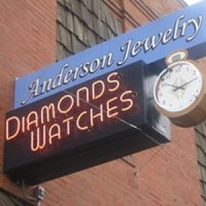 Anderson Jewelry Store