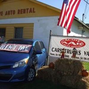 Active Auto Rental Inc