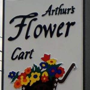 Arthur's Flower Cart
