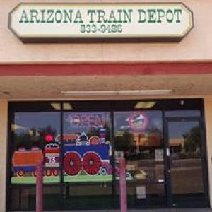 Arizona Train Depot