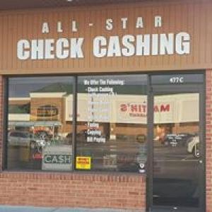All Star Check Cashing