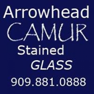 Arrowhead-Camur Stained Glass