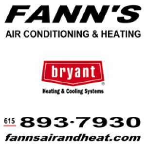 Fann's Air Conditioning & Heating Company