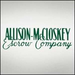 Allison-Mc Closkey Escrow Co