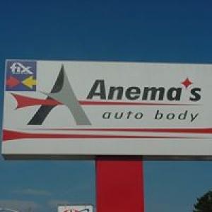 Anema's Auto Body Inc