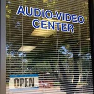 Audio-Video Center