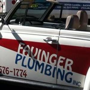 Favinger Plumbing Inc