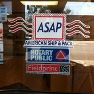ASAP American Ship & Pack