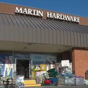 Martin Hardware Company