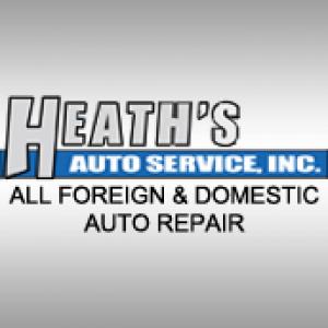 Heath's Auto Service