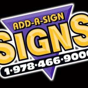 Add-A-Sign