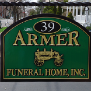 Armer Funeral Home Inc