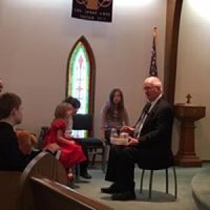 Ash Grove United Methodist-Presbyterian Church