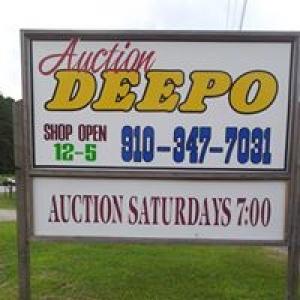 Auction Deepo