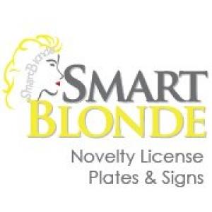 Smart Blonde Signs