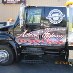 Anthony Highway Auto Sales and Service