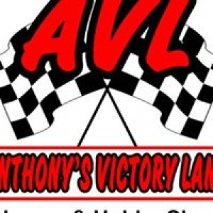 Anthony's Victory Lane