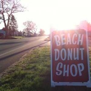 Beach Donut Shop