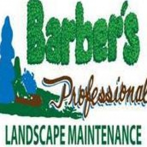 Barbers Professional Landscape Maintenance