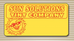 Sun Solutions Tint Company