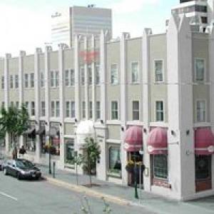 Anchorage Hotel Historic