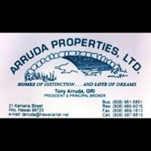 Arruda Properties LTD