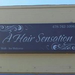 A Hair Sensation