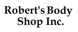 Robert's Body Shop