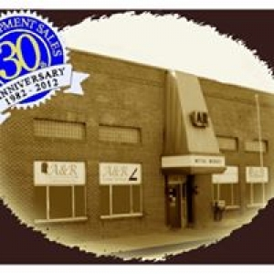 A & R Equipment Sales Inc