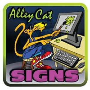 Alley Cat Signs