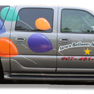 Aurora Balloons & Decorating