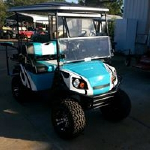 Barrons Golf Carts