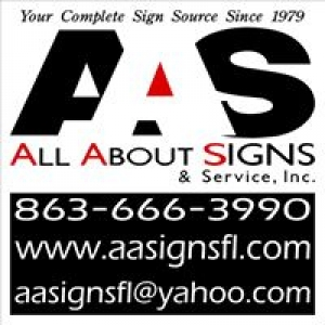All About Signs & Service Inc
