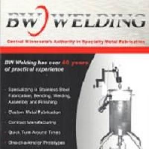 B W Welding Inc