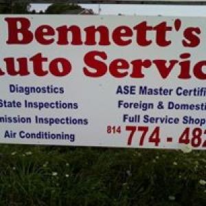 Bennett's Auto Service