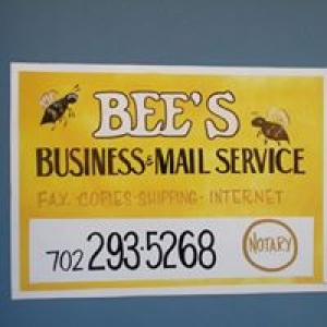 Bee's Business & Mail Service
