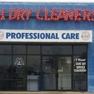 A 1 Dry Cleaners